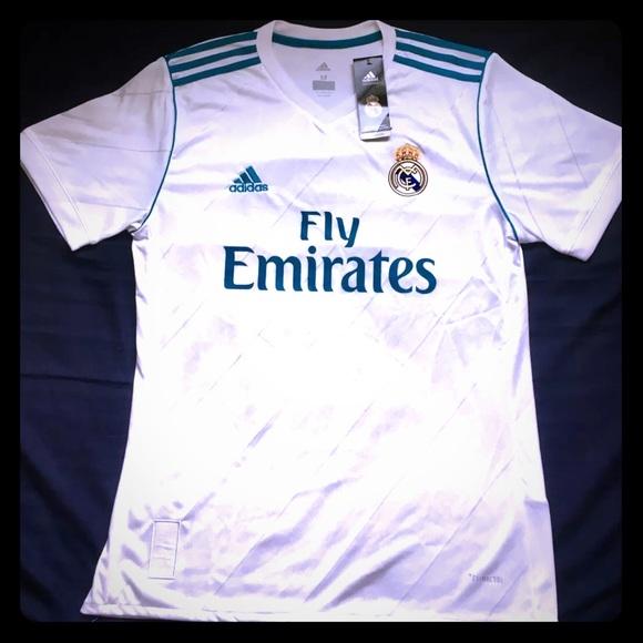 257a67fa0 Real Madrid 17 18 RONALDO  7 adidas soccer Jersey